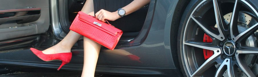 Hermes handbags and clutch