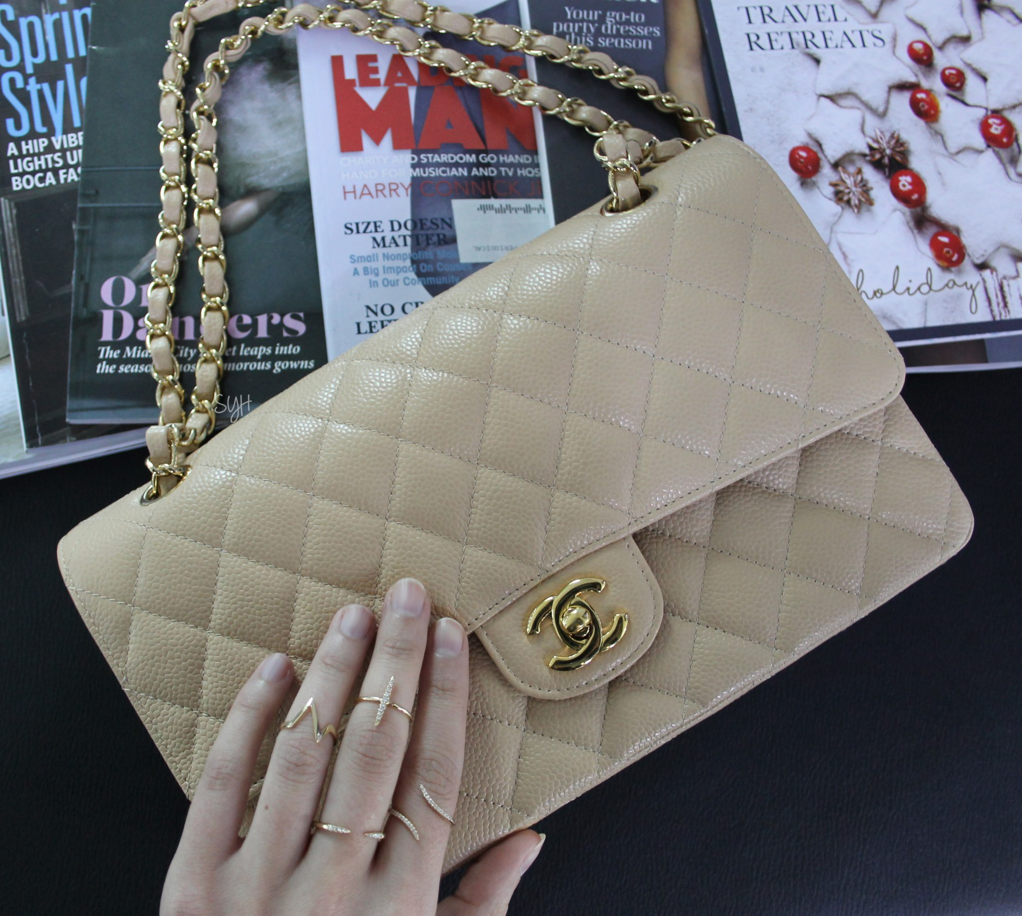 Chanel Classic Flap bags in Boca Raton